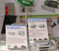 VIA-Embedded-Booth Computex-2010-VIA AMOS 5000-VIA AMOS-2000