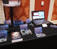 VIA Mini-ITX Display @ ShowStoppers CES 2012