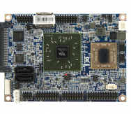 VIA EPIA-P900 Pico-ITX Board - Top without EPIA-P830 I/O Card